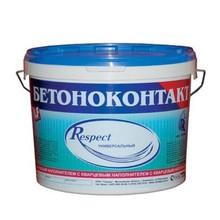 Бетоноконтакт Respect