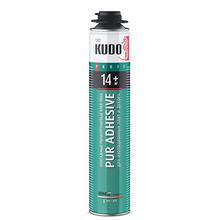 Клей-пена KUDO профессиональная для теплоизоляционных плит 1000 мл 14+