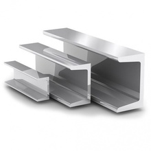 Швеллер металлический; ширина полки 100 мм