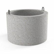 Кольцо бетонное колодезное стеновое D 1,0 м. высота 0,9 м