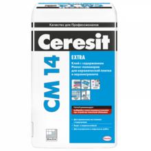 Клей плиточный Церезит Ceresit CM14 25кг