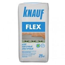 Клей для плитки и камня KNAUF Флекс 25 кг