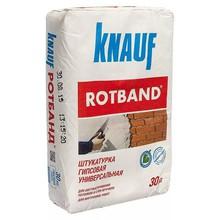 Гипсовая штукатурка Ротбанд (Knauf) 30 кг