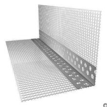 Уголок фасадный, пластиковый с сеткой 2,5м,