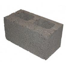 Блок керамзитобетонный пустотелый М-75 (Клин) 390х190х188