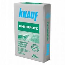Штукатурка фасадная цементная Унтерпутц (Кнауф)/ Unterputz  25кг