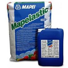 Двухкомпонентная гидроизоляция Мапеластик MAPELASTIK  А(24 кг)+В(8 кг)